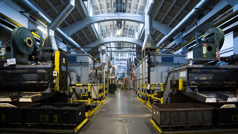 Production efficiency increases at the Lancut plant